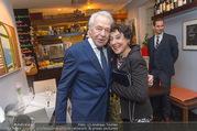 Serafins Geburtstagsfeier - Kulinarium 7 - Di 20.12.2016 - Helene VAN DAMM, Harald SERAFIN19