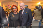 Serafins Geburtstagsfeier - Kulinarium 7 - Di 20.12.2016 - Rudolf und Inge KLINGOHR2