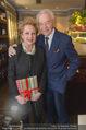 Serafins Geburtstagsfeier - Kulinarium 7 - Di 20.12.2016 - Harald und Ingeborg Mausi SERAFIN24