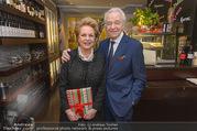 Serafins Geburtstagsfeier - Kulinarium 7 - Di 20.12.2016 - Harald und Ingeborg Mausi SERAFIN26