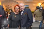 Serafins Geburtstagsfeier - Kulinarium 7 - Di 20.12.2016 - Rudolf und Inge KLINGOHR3