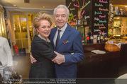 Serafins Geburtstagsfeier - Kulinarium 7 - Di 20.12.2016 - Harald und Ingeborg Mausi SERAFIN32