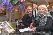 Serafins Geburtstagsfeier - Kulinarium 7 - Di 20.12.2016 - Ingrid FLICK, Marika LICHTER, Daniel SERAFIN53