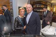 Serafins Geburtstagsfeier - Kulinarium 7 - Di 20.12.2016 - Karl und Hermine F�RNKRANZ6
