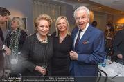 Serafins Geburtstagsfeier - Kulinarium 7 - Di 20.12.2016 - Ingrid FLICK, Harald und Ingeborg Mausi SERAFIN61