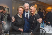 Serafins Geburtstagsfeier - Kulinarium 7 - Di 20.12.2016 - Ingrid FLICK, Harald und Ingeborg Mausi SERAFIN63