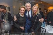 Serafins Geburtstagsfeier - Kulinarium 7 - Di 20.12.2016 - Ingrid FLICK, Harald und Ingeborg Mausi SERAFIN65
