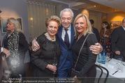 Serafins Geburtstagsfeier - Kulinarium 7 - Di 20.12.2016 - Ingrid FLICK, Harald und Ingeborg Mausi SERAFIN66
