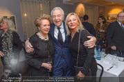 Serafins Geburtstagsfeier - Kulinarium 7 - Di 20.12.2016 - Ingrid FLICK, Harald und Ingeborg Mausi SERAFIN69