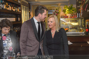 Serafins Geburtstagsfeier - Kulinarium 7 - Di 20.12.2016 - Daniel SERAFIN, Ingrid FLICK84