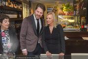 Serafins Geburtstagsfeier - Kulinarium 7 - Di 20.12.2016 - Daniel SERAFIN, Ingrid FLICK85