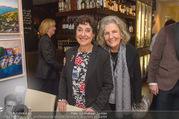 Serafins Geburtstagsfeier - Kulinarium 7 - Di 20.12.2016 - Helene VAN DAMM, Inge UNZEITIG87
