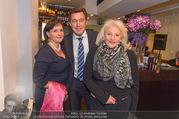 Serafins Geburtstagsfeier - Kulinarium 7 - Di 20.12.2016 - Peter HANKE mit Ehefrau, Marika LICHTER9