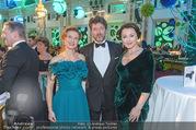 Silvesterball - Hofburg - Sa 31.12.2016 - Renato ZANELLA, Anita HARTIG, Alexandra KASZAY121