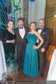 Silvesterball - Hofburg - Sa 31.12.2016 - Renato ZANELLA, Anita HARTIG, Alexandra KASZAY, C. CREMER123