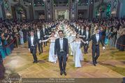 Silvesterball - Hofburg - Sa 31.12.2016 - Baller�ffnung132