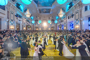 Silvesterball - Hofburg - Sa 31.12.2016 - Baller�ffnung181