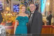 Silvesterball - Hofburg - Sa 31.12.2016 - Alexandra KASZAY, Wolfgang REICHL200