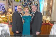 Silvesterball - Hofburg - Sa 31.12.2016 - Alexandra KASZAY, Wolfgang REICHL, J�rgen Christian JC HOERL203