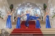 Silvesterball - Hofburg - Sa 31.12.2016 - Er�ffnung auf der Feststiege24