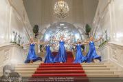 Silvesterball - Hofburg - Sa 31.12.2016 - Er�ffnung auf der Feststiege25