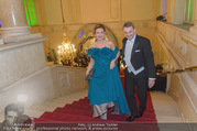 Silvesterball - Hofburg - Sa 31.12.2016 - Alexandra KASZAY, Markus JANDL37