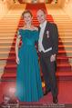 Silvesterball - Hofburg - Sa 31.12.2016 - Alexandra KASZAY, Herbert FISCHERAUER4