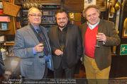 Rene Kollo Tourneefeier - Marchfelderhof - Do 05.01.2017 - Peter T�RK, Werner AUER, Franz SUHRADA3