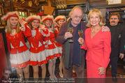 Rene Kollo Tourneefeier - Marchfelderhof - Do 05.01.2017 - Rene KOLLO, Dagmar KOLLER58