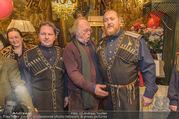 Rene Kollo Tourneefeier - Marchfelderhof - Do 05.01.2017 - Rene KOLLO mit Don KOSAKEN64
