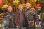 Rene Kollo Tourneefeier - Marchfelderhof - Do 05.01.2017 - Rene KOLLO mit Don KOSAKEN65