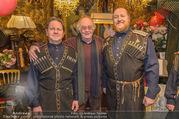 Rene Kollo Tourneefeier - Marchfelderhof - Do 05.01.2017 - Rene KOLLO mit Don KOSAKEN66