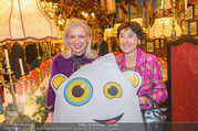 new years welcome dinner party - Marchfelderhof - Di 10.01.2017 - Helene VON DAMM, Martina FASSLABEND11