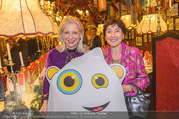 new years welcome dinner party - Marchfelderhof - Di 10.01.2017 - Helene VON DAMM, Martina FASSLABEND12