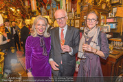 new years welcome dinner party - Marchfelderhof - Di 10.01.2017 - Martina FASSLABEND, Johannes und Regina HAINDL14
