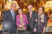 new years welcome dinner party - Marchfelderhof - Di 10.01.2017 - Johannes und Regina HAINDL, Werner FASSLABEND, Helene VON DAMM16