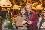 new years welcome dinner party - Marchfelderhof - Di 10.01.2017 - Claudia KRISTOVIC-BINDER, Volker GROHSKOPF22