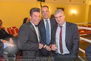 Freundschafts Treffer - Palais Palffy - Sa 14.01.2017 - Mat SCHUH, Andreas BUSSEK, Arthur WORSEG10