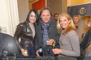 Freundschafts Treffer - Palais Palffy - Sa 14.01.2017 - Brigitta LASHOFER, Verena PFL�GER, Heinz HANNER13