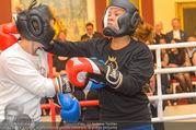 Freundschafts Treffer - Palais Palffy - Sa 14.01.2017 - Action im Boxring39