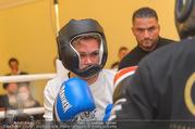 Freundschafts Treffer - Palais Palffy - Sa 14.01.2017 - Action im Boxring47