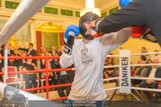 Freundschafts Treffer - Palais Palffy - Sa 14.01.2017 - Action im Boxring53