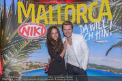 Mallorca Welcome Party - Bettelalm Lugeck - Sa 14.01.2017 - Adi WEISS, Roswitha WIELAND1