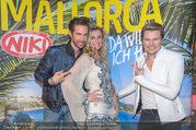 Mallorca Welcome Party - Bettelalm Lugeck - Sa 14.01.2017 - Adi WEISS, Michael LAMERANER, Milene PLATZER3