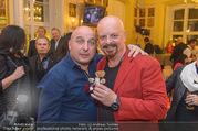 Kiddy Ribbon - Schönbrunner Stöckl - So 15.01.2017 - Christoph F�LBL, Gery LUX57