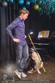Kiddy Ribbon - Schönbrunner Stöckl - So 15.01.2017 - Luks mit Hund Falco87