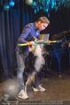 Kiddy Ribbon - Schönbrunner Stöckl - So 15.01.2017 - Luks mit Hund Falco88