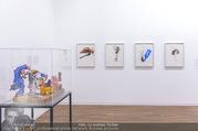 Markus Prachensky Ausstellung - Albertina - Di 17.01.2017 - 10