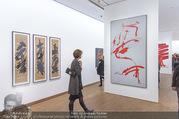 Markus Prachensky Ausstellung - Albertina - Di 17.01.2017 - 13