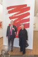 Markus Prachensky Ausstellung - Albertina - Di 17.01.2017 - Heinz und Margit FISCHER22